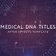 DNA Medical Trailer & Logo - VideoHive Item for Sale