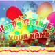 Birthday Pop Up Card Title Mogrt - VideoHive Item for Sale