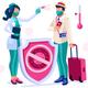 Coronavirus Travel Risk Symbol - GraphicRiver Item for Sale