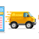 Courier Parcels Delivery at Home - GraphicRiver Item for Sale