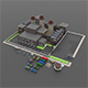 LowPoly Factory Pack - 3DOcean Item for Sale