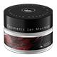 Cosmetic Matte Jar Mockup (high-angle) - GraphicRiver Item for Sale