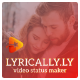 Lyrical.Ly Video Status - Android Source Code - CodeCanyon Item for Sale