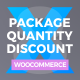 Package Quantity Discount for WooCommerce - CodeCanyon Item for Sale