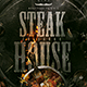 Menu Template Steak House - GraphicRiver Item for Sale
