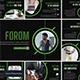 Forom - Google Slides Template - GraphicRiver Item for Sale