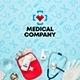Branding Medical Company Mockup Scenes - GraphicRiver Item for Sale
