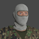 Man Tactical Soldier Low-poly 3D model Ready for games - 3DOcean Item for Sale