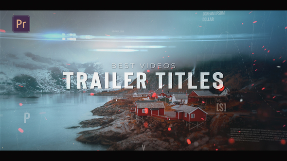 Action Trailer Titles