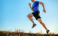 athlete runner run uphill - PhotoDune Item for Sale