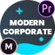 Modern Corporate Presentation for Premiere Pro