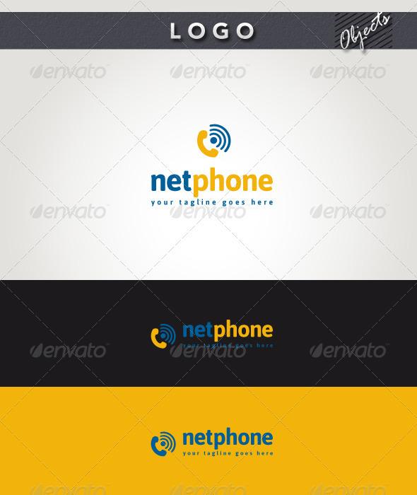 Net Phone Logo