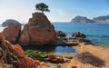 Mediterranean village of Tossa de Mar, Spain - PhotoDune Item for Sale