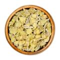 Greek mountain tea in wooden bowl, also ironwort, Sideritis or shepherds tea - PhotoDune Item for Sale