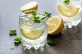 Two glasses of lemonade - PhotoDune Item for Sale