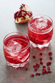 Two glasses of red cocktail - PhotoDune Item for Sale