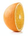 Half of ripe orange - PhotoDune Item for Sale