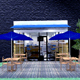 This is 3d design of simple Cafe, Bear Cave - 3DOcean Item for Sale