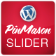 PinMason Responsive Slider for WordPress - CodeCanyon Item for Sale