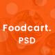 Foodecart - Restaurants & Food PSD Templates - ThemeForest Item for Sale