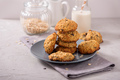Oat Cookies, Healthy Snack - PhotoDune Item for Sale