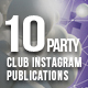 10 Club Instagram Publications - GraphicRiver Item for Sale