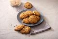 Oat Cookies, Healthy Sweet Snack - PhotoDune Item for Sale