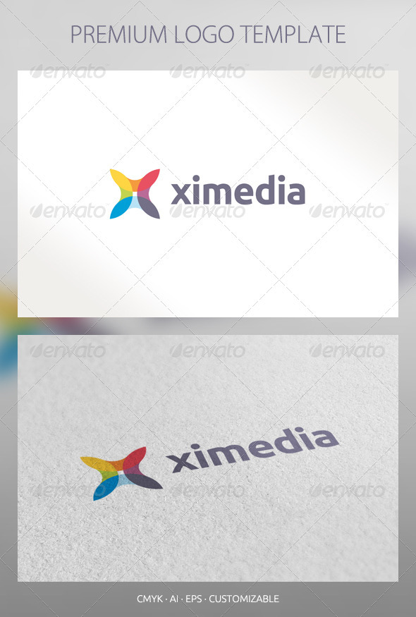 Ximedia- Abstract Logo Template