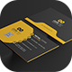 """3.5"""" x 2"""" Business Cards Mock-up - GraphicRiver Item for Sale"""
