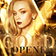Gold Opener - VideoHive Item for Sale