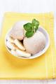 Vanilla banana ice cream - PhotoDune Item for Sale