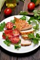 Sliced roasted chicken breast - PhotoDune Item for Sale