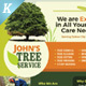 Tree Service Company Flyer Templates - GraphicRiver Item for Sale