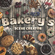 Bakery Scene Creator Top View - GraphicRiver Item for Sale