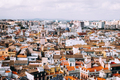 Cityscape of an Old European town. Bird-eye view - PhotoDune Item for Sale