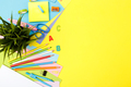 Colorful stationary school supplies - PhotoDune Item for Sale