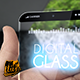 Digital Glass - VideoHive Item for Sale
