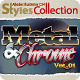 AI Styles Collection #02A: Metal & Chrome #01 - GraphicRiver Item for Sale