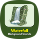 Waterfall Background Sounds - AudioJungle Item for Sale