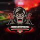 Esport Logo Big Apes fot Gaming - GraphicRiver Item for Sale
