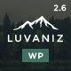 Luvaniz - Creative One Page WordPress Theme - ThemeForest Item for Sale