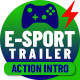 E-Sport All Star Trailer - VideoHive Item for Sale