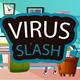 Virus Slash - HTML5 Game (capx) - CodeCanyon Item for Sale