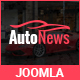 AutoNews - Cars News, Cars Review Joomla Template - ThemeForest Item for Sale