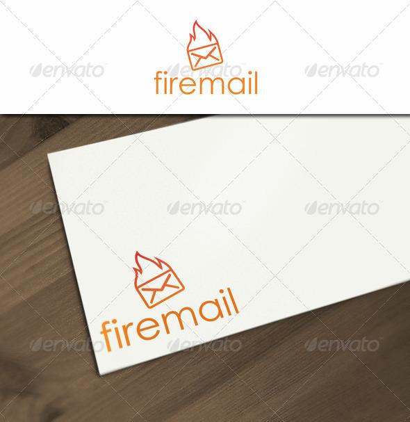 Fire Mail Logo