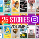 Instagram Stories Vol. 4 - VideoHive Item for Sale