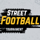 Street Football Design Template - GraphicRiver Item for Sale