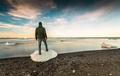 Man on ICE - PhotoDune Item for Sale