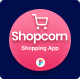 Shopcorn   Online Shopping Mobile Template - ThemeForest Item for Sale