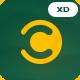 Corba – App Landing Page Adobe XD Template - ThemeForest Item for Sale
